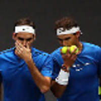 power couple take europe closer to laver cup