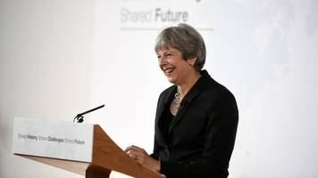UK Prime Minister Might Be Softening Her Brexit Stance