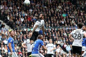 Half-time: Derby County holding Birmingham City to goalless draw at Pride Park Stadium