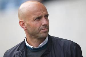 coventry city 2 exeter city 0: paul tisdale's reaction to first grecians defeat