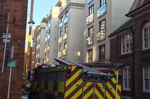 fire chief's fears after city centre high-rise flats hit by seven arson attacks since grenfell