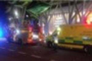 Stratford acid attack 'on crowd of people' is not terror-related