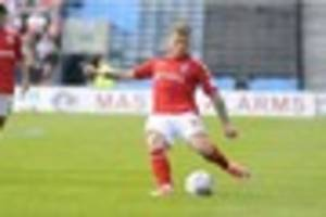 Charlton Athletic 1-1 Bury HALF-TIME PLAYER RATINGS: Clarke tops...