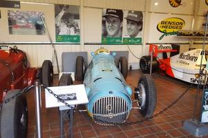 the best vehicles that have been on display at brooklands motor museum