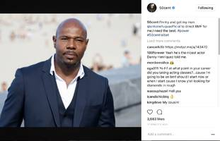 50 Cent Reveals Dream Hollywood Director For BMF But It'll Cost Him