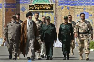 iran unveils new ballistic missile, vows to boost capabilities