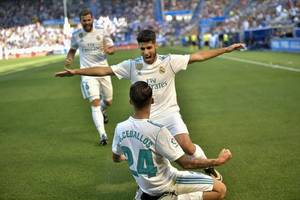 Real Madrid Back to Winning Ways Thanks to Brace From Dani Ceballos