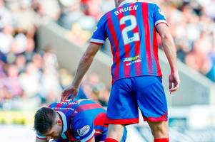 beyond the premiership: relegation hangover for inverness caley thistle while stirling albion march on but what has happened to ayr united?
