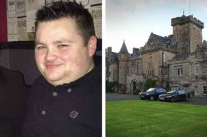 Luxury hotel chef who beat up vulnerable man in bar toilet fined £3,000