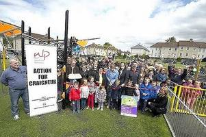 north lanarkshire council won't carry out work on playpark despite concerns
