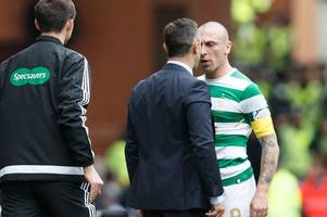 rangers boss pedro caixinha accuses scott brown of elbowing alfredo morelos