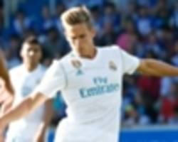 Llorente agrees new four-year Real Madrid deal