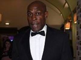 frank bruno 'sells up after travellers steal water supply'