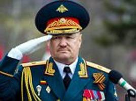 Russian general killed by ISIS mortar strike in Syria