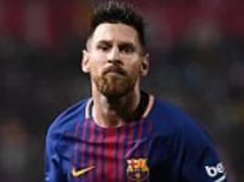 Barcelona ace Leo Messi asked 'how old I was', says Maffeo