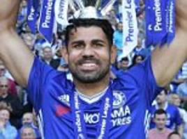 Everton 'launched £66m move for Chelsea star Diego Costa'