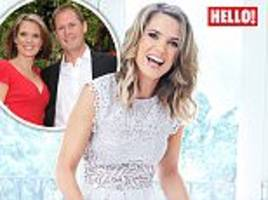 Charlotte Hawkins curtails Strictly curse speculation