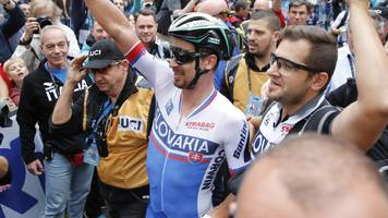 peter sagan: slovak wins record third successive world title in norway