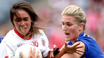 All-Ireland Ladies Intermediate Football Final: Tyrone edged out by Tipperary