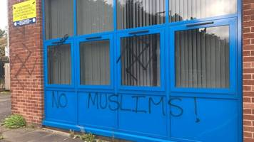 east belfast community centre targeted in pig's head hate crime