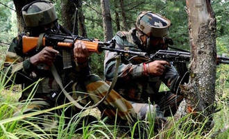 j&k: two terrorists killed in encounter with security forces in uri sector of baramulla