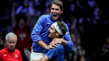 federer clinches inaugural laver cup for europe