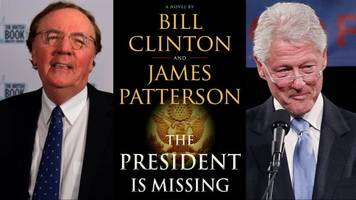 bill clinton and james patterson's novel will soon get a tv adaptation