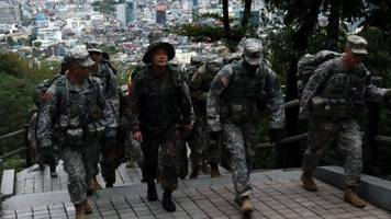 fake evacuation alerts were sent to some americans in south korea