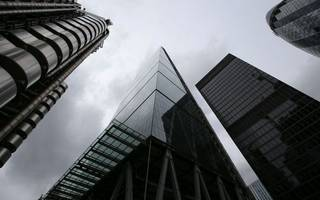 Hiring is on the rise in financial services firms