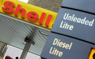 "shell gears up for the future with plans for uk's first ""no-petrol"" station"