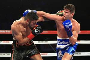 luke campbell's next fight options revealed as he speaks out after narrow world title loss