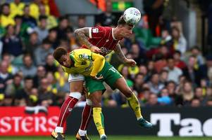 excellent bristol city defence makes up for rare off-day for the robins' attack