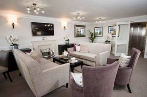 churchill retirement living's new mount's bay lodge in penzance had its grand opening and is already proving to be a popular addition