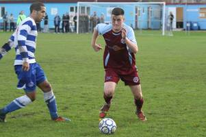 Youngster announces arrival on Southern League stage