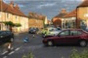Great Baddow crash: Pensioner airlifted to hospital after The...