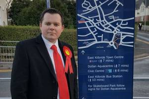 Calls for East Kilbride electrification timetable plans to be put in place by Scotland's transport minister