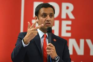 Scottish Labour leadership hopeful Anas Sarwar gives up family business shares in bid to end row