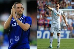 federico fernandez on why swansea city are struggling without everton man gylfi sigurdsson