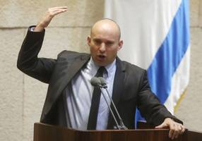 bennett: israel must prepare to tackle iran on its own