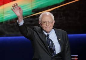 Bernie Sanders: US 'complicit' in Israel's 'occupation' of the Palestinians