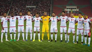 African Champions League: Sundowns ousted by Wydad