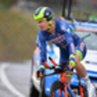crash proves costly for kiwi cyclist in men's road race