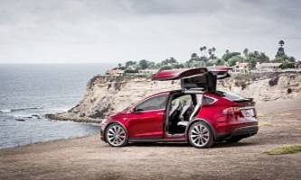 tesla model x reviewed by a nine-year-old, ludicrous mode is mentioned