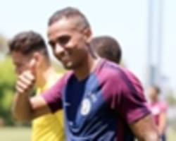 derailed in madrid, danilo's back on track and heading for brazil return