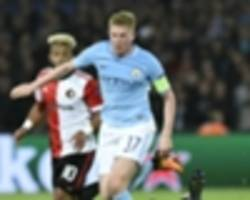De Bruyne open to Man City captaincy and hints at new contract