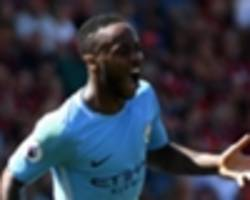 No chance of Sterling leaving Man City - Guardiola