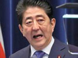 japan's pm calls snap election to ensure maximum support