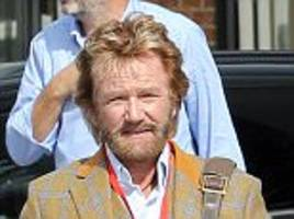 noel edmonds meets police in his £300m fight with lloyds