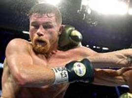 gennady golovkin's team fears canelo won't take rematch