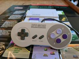Here's everything you get with Nintendo's miniature $80 Super Nintendo